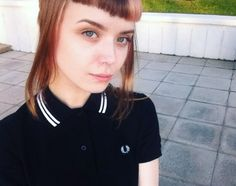 Fred Perry Girls 2235