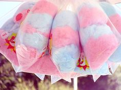 Cotton Candy by ©Maria Medeiros
