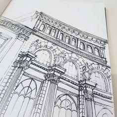 20,21/365 Все та же Аптека на Никольской. Только это уже главный фасад. Совсем в ином, барочном убранстве. Действительно , как 2 абсолютно разных здания! 😎 #moscow #sketch_arq #skechers #arquitetapage #sketcharchitecture #ar_sketch #archisketcher #archisketch #sketchbook #sketchs #architecturaldrawing #sketch_daily #sketch #amazingarchitecture #sketchaday #sketchart #archisketcher #arqsketch #sketchoftheday #москва #эскиз #скетч #скетчбук #рисунок #рисуюкаждыйдень
