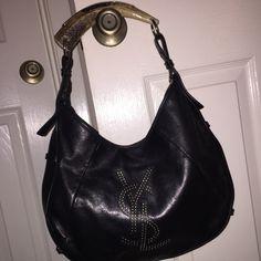 YSL handbag Beautiful YSL handbag studded Yves Saint Laurent Bags ...