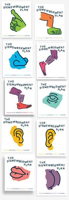 THE DISMEMBERMENT PLAN - Trademark™