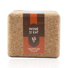 Trufas de Chocolate / Vinho do Porto Tawny - Wine to Eat
