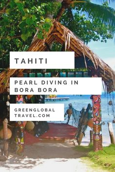 Read about our pearl diving adventures in Tahiti through the Bora Pearl Company!