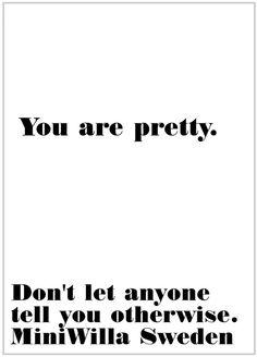 you-are-pretty-poster-miniwilla