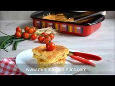 Bernardov kačamak (video)   Minjina Kuhinjica