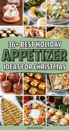 Best Christmas Appetizers, Christmas Party Food, Christmas Cooking, Christmas Recipes, Christmas Foods, Easy Holiday Recipes, Xmas Food, Cozy Christmas, Finger Food Appetizers