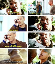 Sucre is like the best friend ever he cared abt lj and linc and threw the phone down I mean come on❤️
