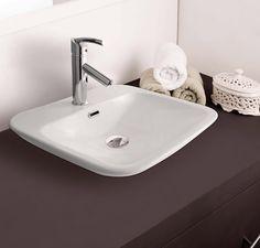 Buy Hindware Median Table Top Basin-91069 in Washbasins through online at NirmanKart.com