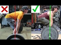 DEADLIFT BIGGER: How to Fix Hips Rising EARLY & Protect Your Back (Ft. ZNA Productions) - YouTube