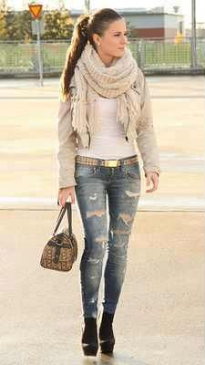 tight jeans for girls | ♒ ALL JEANS ♒ | Pinterest | Style, Girls ...