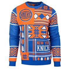 5e3ce3775 New York Knicks Christmas Sweater Christmas Time