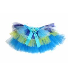 Maker's Halloween Children's Peacock Tutu