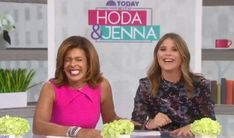 First Day Jitters, Jenna Bush Hager, Kathie Lee Gifford, Laura Bush, Hoda Kotb, Moving To Los Angeles, People News, Makeup Rooms, First Daughter