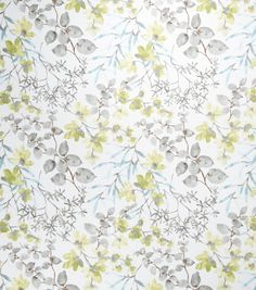 8''x8'' Home Decor Fabric Swatch-Upholstery Fabric Eaton Square Freida Cloud8''x8'' Home Decor Fabric Swatch-Upholstery Fabric Eaton Square Freida Cloud,
