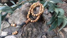 54 Mala Beads, Buddhist prayer beads, meditation  from Ellenisworkshop by DaWanda.com