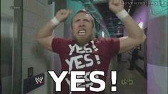 I got: Daniel Bryan! Which WWE Wrestler Are You?