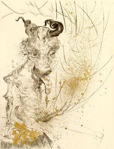 Salvador Dali, Faust