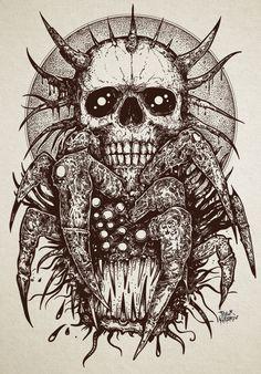 Crab by TimurKhabirov