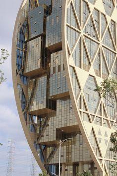 Guangzhou Circle | Architects: Joseph di Pasquale Architect | Location: Guangzhou ( 广州 ), Guangdong ( 广东 ), China ( 中国 ) | Photographs: courtesy of Joseph di Pasquale Architect