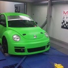 VW beetle tuning Viezu