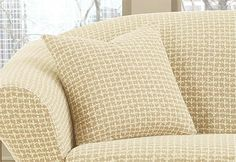 Sure Fit Slipcovers Stretch Baxter 18 Inch Pillow Slips - pillow slip