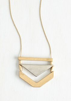 Necklaces - Geo on the Go Necklace