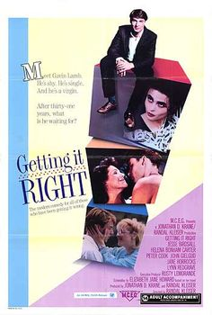 Getting It Right 1989 film
