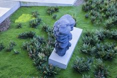 Sculpture Garden | Bates Landscape