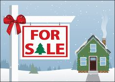 Real Estate Christmas Card by Ziti Cards!
