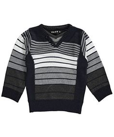 Bring his look to a trendy new phase with this knit poly sweater from Faze 1! Details include striped designs, ribbed trim, and decorative buttons Read more http://shopkids.ca/baby-boys/faze-1-baby-boys-line-sections-sweater-navy-12-months/