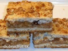 Fotorecept: Starodávny jablkový koláč