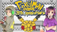#Pokemon20 - 20° ANNIVERSARIO POKEMON !!: Minecraft Pixelmon ITA Season ...