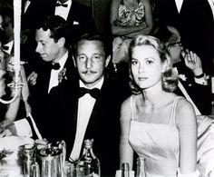 Oleg Cassini ve Grace Kelly