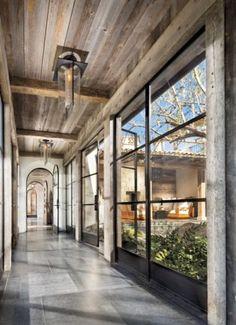 High beams, hallway needs