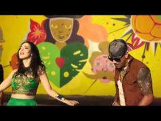 """""""LA COPA DE TODOS"""" Canción oficial para Latinoamérica Mundial Brasil 2014 - Yandel ft Paty Cantú"""