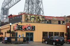 Grandma's Saloon And Grill In Duluth, Minnesota