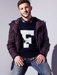 Adam Lallana Mens Fashion Online, Mens Clothing Styles, Football Players, Fashion Advice, Cool Outfits, Dress Up, Graphic Sweatshirt, Clothes For Women, French Connection
