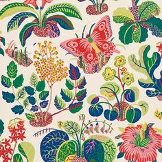 Tasteful spring indoor wallcovering by F Schumacher. Item 5008424. Best prices and free shipping on F Schumacher products. Search thousands of luxury wallpapers. Sold by the roll. Width 27 .