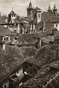 The Gorgeous Roofs and Spires