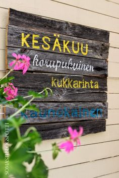 Lautataulu. Home Decor, Decoration Home, Room Decor, Home Interior Design, Home Decoration, Interior Design