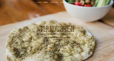 MANOUSHEH is a specialty lebanese bakery in the heart of the New York City's West Village. Here you'll find the single most popular street food in Lebanon – delicious variations of an authentic flatbread. Expansive catering packages with lots of different toppings and variations.