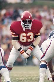 Kansas City Chiefs - Willie Lanier - Jersey Number 63 Retired