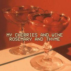 Trendy Ideas for quotes lyrics love music Lana Del Rey Quotes, Lana Del Rey Lyrics, Lanna Del Rey, Queen Lyrics, Elizabeth Woolridge Grant, Cherry Wine, Cherry Red, Lust For Life, Red Aesthetic