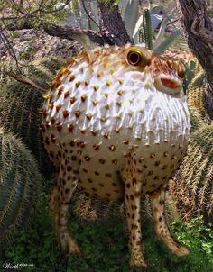 (2012-03) Cheeta + fish = cheesh?