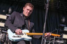 TURF Day 2: Sam Roberts Band, Hey Rosetta, The Strumbellas, Gas Light Anthem - Concert Reviews