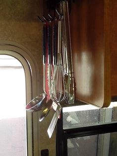 Armand's Rancho Del Cielo: 4 Places To Find Extra Storage In Your RV