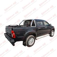 New Generation Heavy-Duty side rails Manufactured by Groupak General Partnership 4x4 accesorries