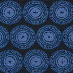 Jersey Mandala – blue