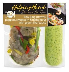 ready meal innovations - Google Search