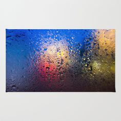 Condensation 10 - Lagoon Area & Throw Rug by Pete Edmunds - $28.00